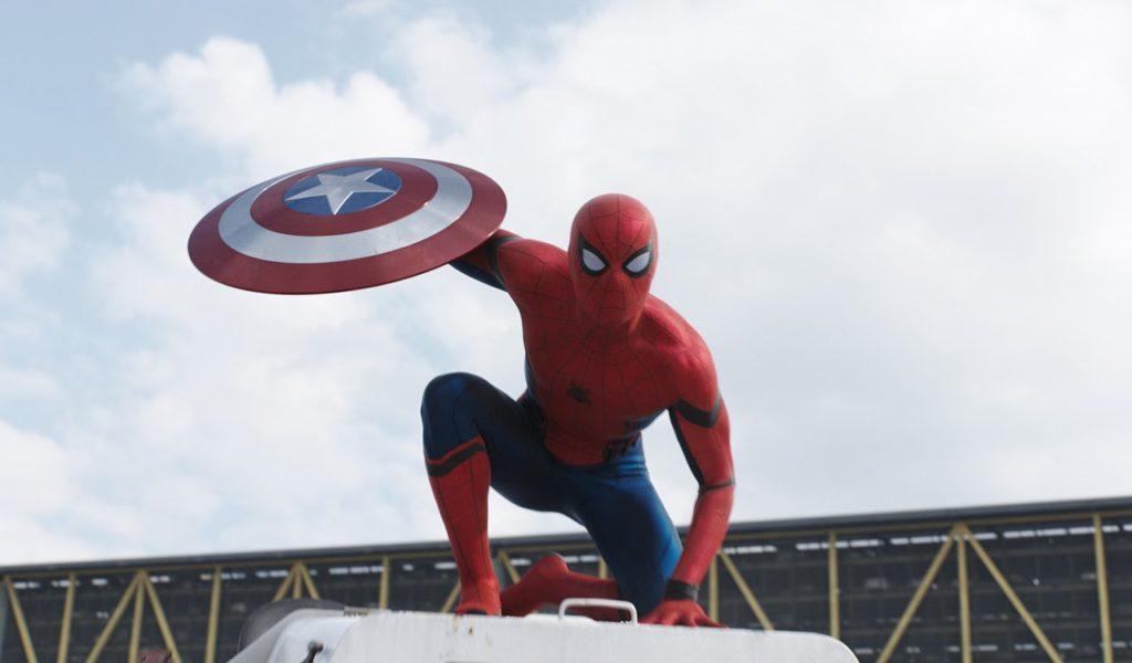『シビルウォー:キャプテンアメリカ』にスパイダーマンとアントマンが動画初登場!